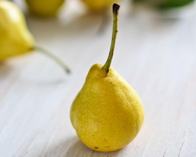 Груша Лимонка 1