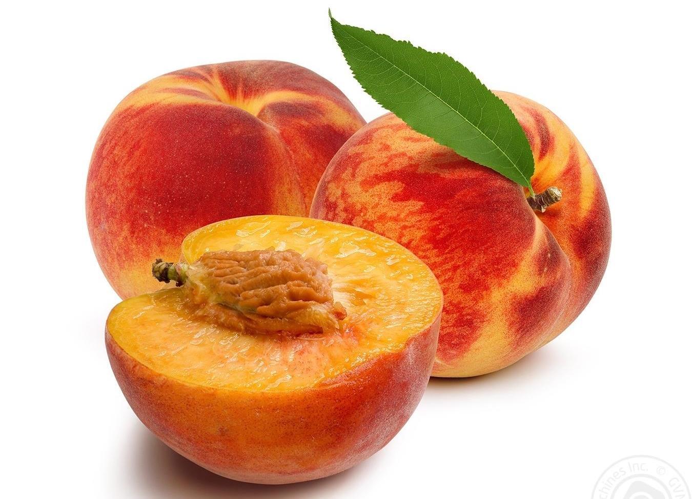 Персик Осенний Румянец 1